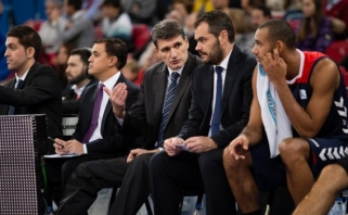 """Ispanai """"silpną"""" """"Žalgirį"""" nurašo iš anksto, treneris prašo pagarbos"""