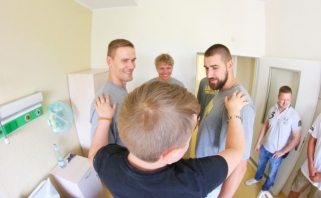 Sergantiems vaikams - rinktinės dovanos ir linkėjimai pasveikti