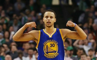 S.Curry - antrus metus iš eilės pripažintas naudingiausiu NBA sezono žaidėju