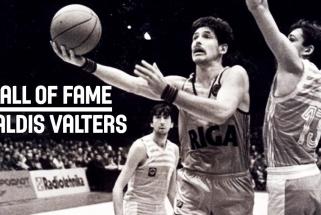 """Legendinis V.Valteris apie krepšinį SSRS: Tbilisyje man siūlė """"parduoti"""" rungtynes"""