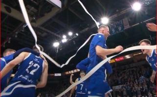 """""""Neptūno"""" krepšininkai pasipuošė bronzos medaliais"""