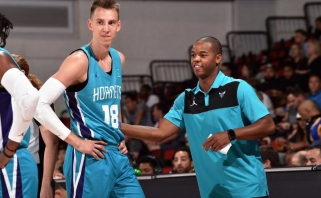 """""""Hornets"""" neįsitvirtinęs A.Kulboka karjerą tęs aukščiausioje Ispanijos lygoje"""