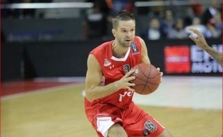 """Iš rinktinės grįžę M.Kalnietis ir M.Kuzminskas neišgelbėjo """"Lokomotiv"""" nuo nesėkmės"""