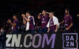 """Lietuviškoji """"Baskonia"""" nugalėjo Eurolygos debiutantus su rezultatyviu Motiejūnu"""