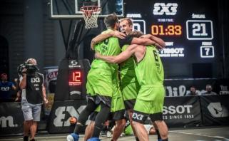 FIBA Pasaulio turas su lietuvių komandomis sumušė žiūrimumo rekordus