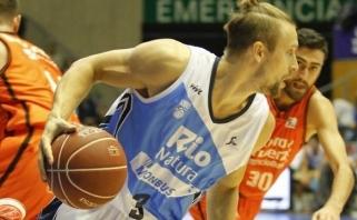 D.Dulkys - naudingiausių Ispanijos čempionato žaidėjų penketuke