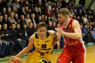 Klaipėdiečiai antrą kartą per pastaruosius trejus metus pateko į NKL finalą