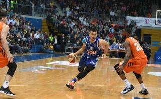 """""""Budučnost"""" neketina atsisveikinti su Eurolyga - pateko į ABA lygos finalą"""