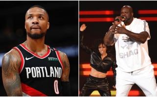 Shaqas paaiškino, ko reikia Lillardui norint tapti NBA čempionu