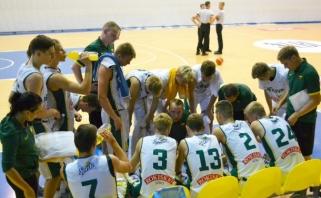 Latvijoje startavusiame U 16 Baltijos taurės turnyre - triuškinančios lietuvių pergalės