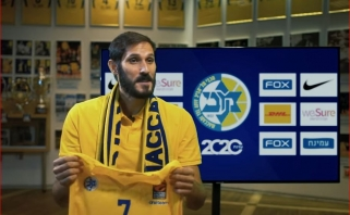 """Oficialu: O.Casspi po 10 metų NBA grįžo į """"Maccabi"""""""