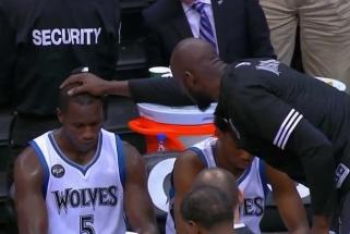 K.Garnettas: A.Wigginsas gali tapti MVP, tegu paskambina man - aš jam padėsiu