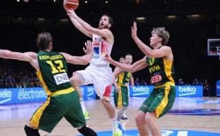 7 medalius su Ispanijos rinktine iškovojęs Rodriguezas baigia karjerą nacionalinėje komandoje