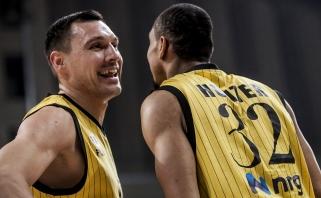 AEK su J.Mačiuliu FIBA Čempionų lygoje sumindė prancūzus