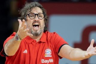 Po pralaimėjimo CSKA Trinchieri prakalbo apie Pandoros skrynią: čia jau nebe krepšinis