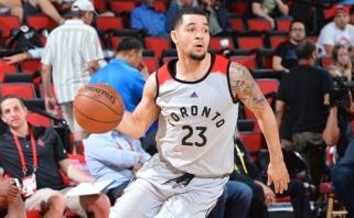 NBA naujokų biržoje nepašauktas įžaidėjas taps J.Valančiūno bendraklubiu