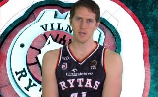 """""""Ryto"""" australas lietuviams: esate vieni geriausių žaidėjų pasaulyje"""