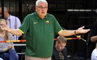 J.Kazlausko sprendimas: rinktinę palieka M.Girdžiūnas ir D.Gailius (komentaras)