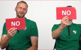 """""""Žalgirio"""" trenerių štabe – teigiamas COVID-19 atvejis"""