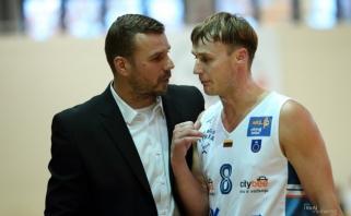 """""""Palangos Kuršius"""" paliko vyriausiasis treneris (komentarai)"""