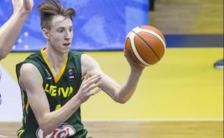 Vokiečius įveikusi Lietuva - Europos U 18 čempionato finale!