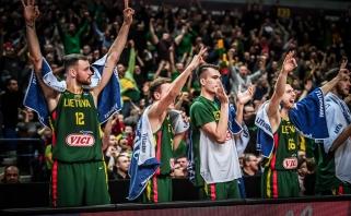Tik paskutiniame kėlinyje pabudusi Lietuvos rinktinė palaužė svečius iš Čekijos