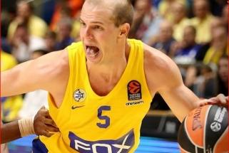"""Sensacija Izraelyje: """"Maccabi"""" kovą dėl taurės baigė jau ketvirtfinalyje"""