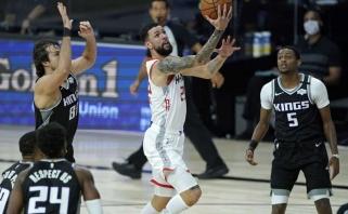 """Rekordą pasiekęs A.Riversas: esu vienas geriausių taškų rinkėjų, tačiau """"Rockets"""" turiu kitą vaidmenį"""