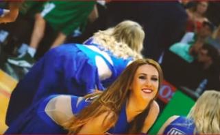 """Startavo Eurolygos šokėjų konkursas, """"Žalgirio"""" šokėjos laukia Jūsų balsų!"""