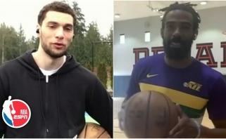 """NBA """"minuso"""" žaidime triumfavo """"Jazz"""" gynėjas"""