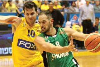"""""""Maccabi"""" klimpsta toliau - triuškinamai pralaimėjo savo žiūrovų akivaizdoje"""