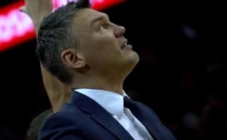 """Š. Jasikevičius žada kovą iki pabaigos, bet """"Žalgiriui"""" teks dairytis ir į Stambulą"""