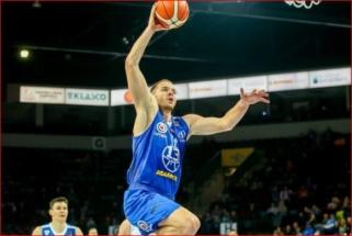 LKL savaitės MVP - neptūnietis, penketuke - nuolatiniai dalyviai bei L.Birutis