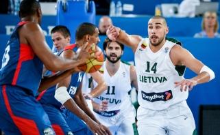 Lietuva krepšinio finaluose: ar Turkijoje pavyks pakeisti nemalonią tendenciją?