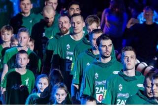 """Karaliaus Mindaugo taurės finale - triuškinanti """"Žalgirio"""" pergalė"""