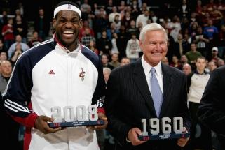 """J.Williamsas: LeBronas iš """"Lakers"""" didžiųjų žaidėjų galėtų pranokti nebent J.Westą"""