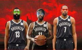 T.Parkeris: Hardenas, Durantas ir Irvingas - protingi žaidėjai, jie aukosis dėl titulo