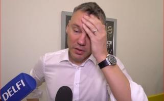 Šaras žarstė liaupses impulsą davusiam E.Ulanovui: visi jam ėjo iš paskos