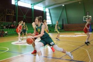 14:0 atkarpą laimėjusios lietuvės trečią kartą nukovė ukrainietes (pasiruošimo planas)