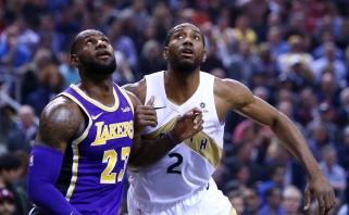 """NBA ekspertas: """"Kalbate, kad Kawhi geresnis už LeBroną? Jūs rimtai?"""""""