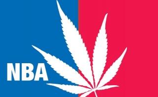 NBA netikrins žaidėjų dėl marihuanos vartojimo