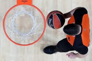 """Pritaikyta išimtis: """"Maccabi"""" rungtynėms Eurolygoje teisėjaus Izraelio arbitras"""