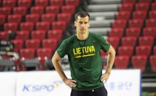 Australų žaidimą išnarplioję rinktinės treneriai remsis ankstesnių akistatų pamokomis