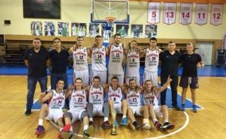 """Fantastiškas jonaviečių spurtas paskandino """"Rasus"""" draugiško turnyro finale"""