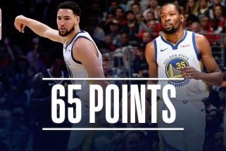 """Čempionai pamokė """"Clippers"""", svečių arenose šeimininkvo """"Raptors"""" ir """"Blazers"""""""