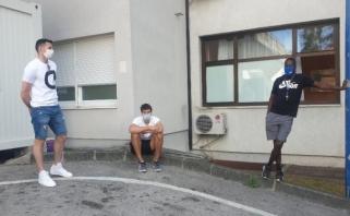 Legendiniame Kroatijos klube - net 14 koronaviruso atvejų