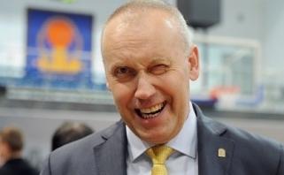 """R.Kurtinaitis įtrauktas į VTB lygos """"Šlovės muziejų"""""""