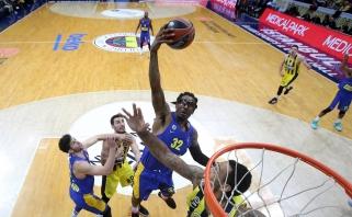 """""""Maccabi"""" teko aiškintis ir mokėti baudą dėl A.Stoudemire'o elgesio"""