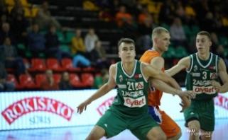 """NKL savaitė: dar vienas """"Žalgirio"""" talento benefisas ir čempioniškas puolimas"""