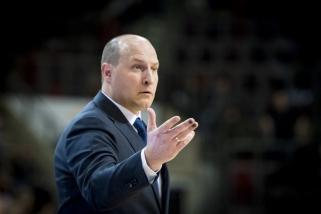 Oficialu: Latvijos rinktinei vadovaus R.Štelmaheris